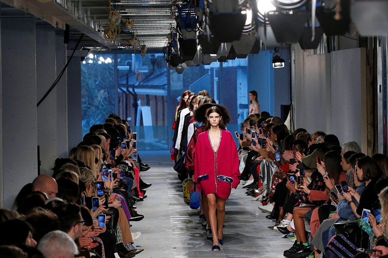 The Best Runway Shows From the London Fashion Week 3
