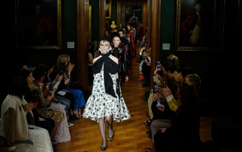 The Best Runway Shows From the London Fashion Week 4