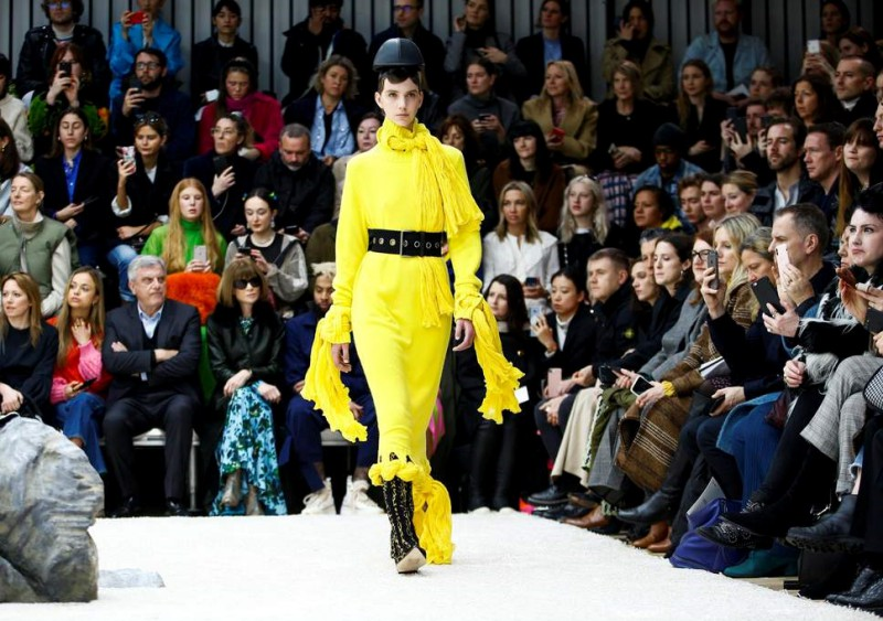 The Best Runway Shows From the London Fashion Week 5