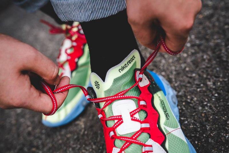UNDERCOVER x Nike React Element 87 Volt 9