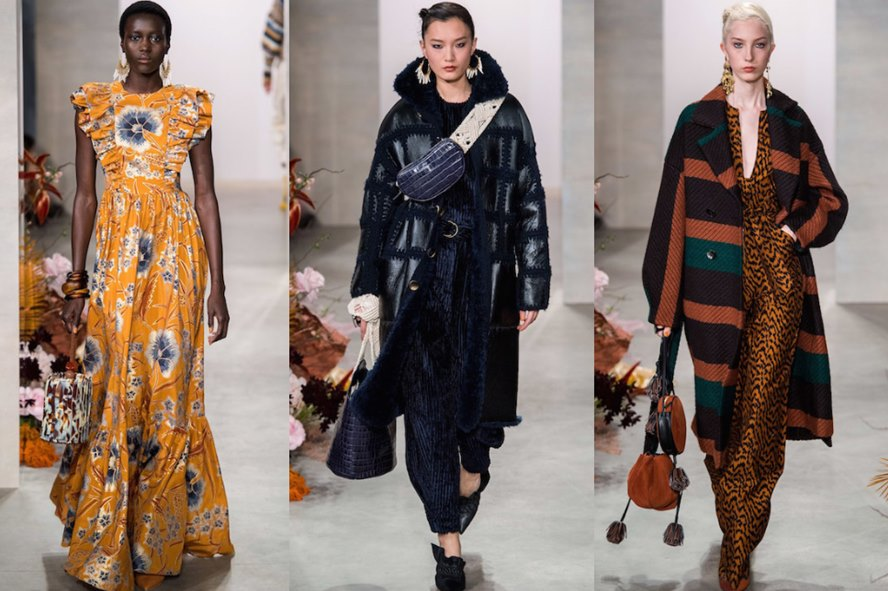 053fd272bdf Ulla Johnson Fall 2019 Ready-To-Wear Collection - Review