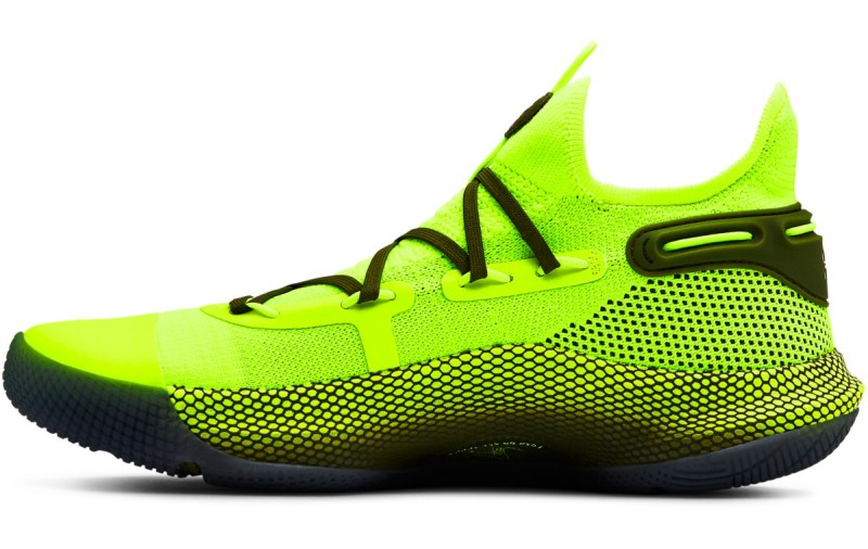 """Under Armour Curry 6 """"Coy Fish"""" 2"""
