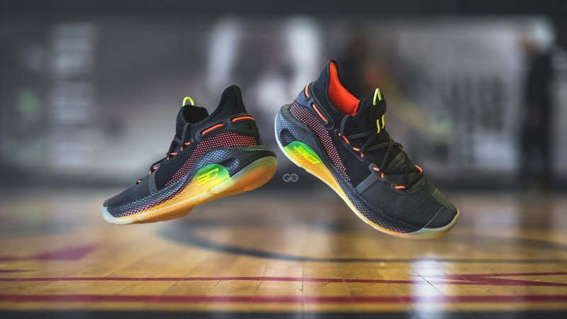 """Under Armour Curry 6 """"Fox Theater"""" 1"""