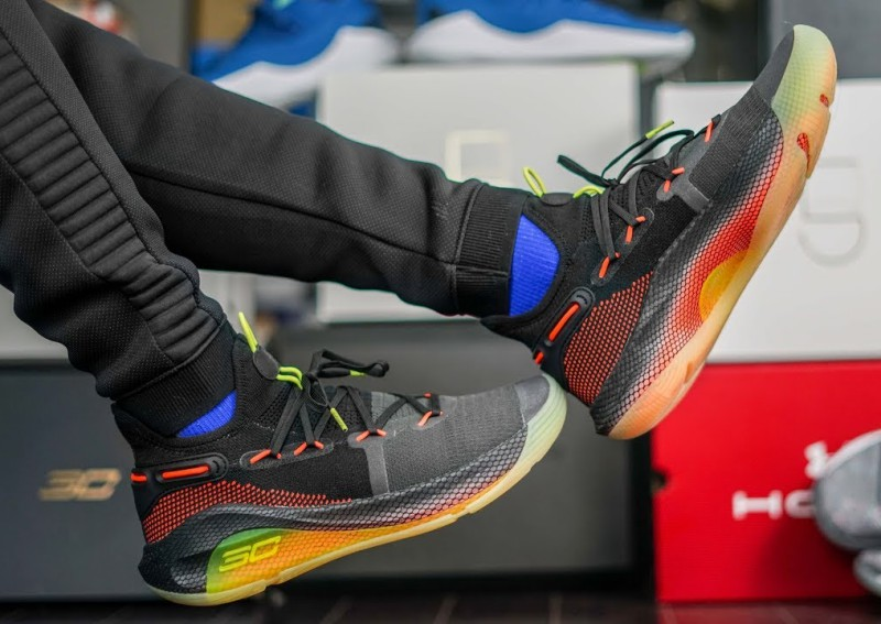 """Under Armour Curry 6 """"Fox Theater"""" 2"""