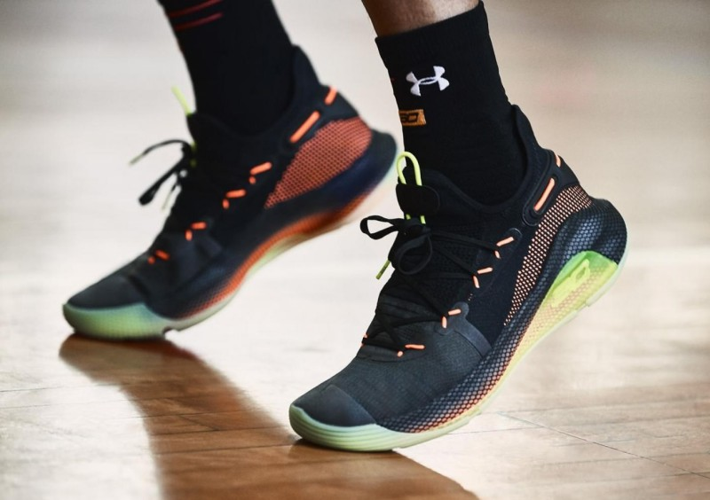 """Under Armour Curry 6 """"Fox Theater"""" 4"""