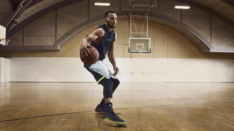 """Under Armour Curry 6 """"Fox Theater"""" 5"""