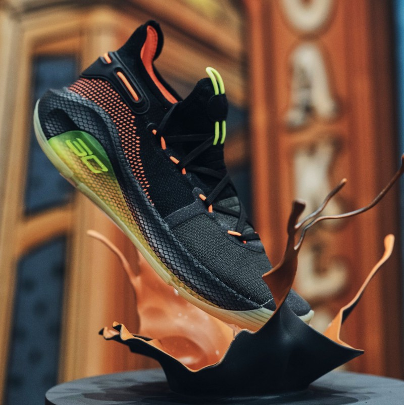 """Under Armour Curry 6 """"Fox Theater"""" 8"""