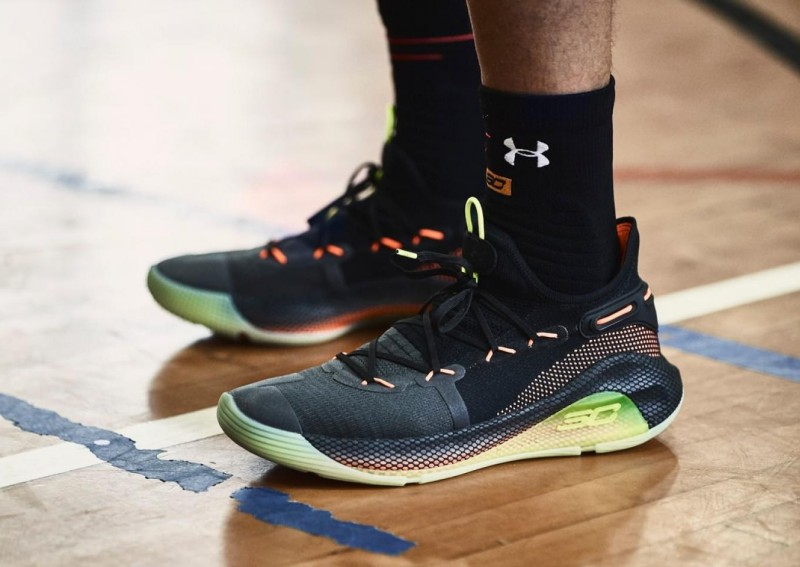 """Under Armour Curry 6 """"Fox Theater"""" 9"""