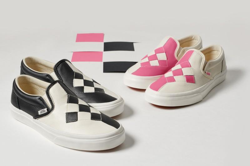 vans checkerboard boutique