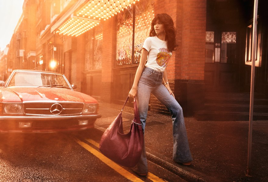 Zendaya Finally Drops Collab With Tommy Hilfiger During Paris Fashion Week - Featured Image