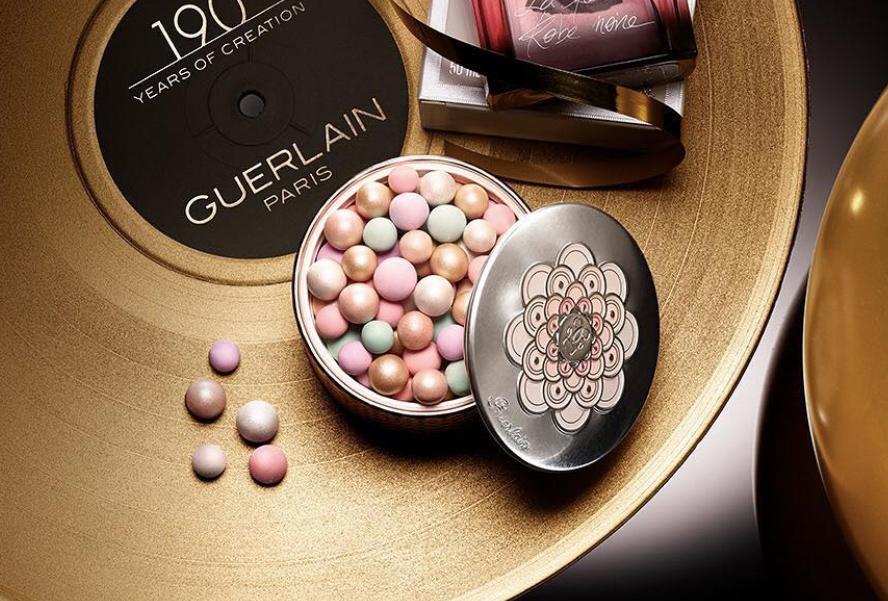 Guerlain Météorites Light Revealing Pearls of Powder Review