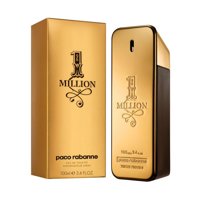 1 Million EDT Spray by Paco Rabanne Review 2