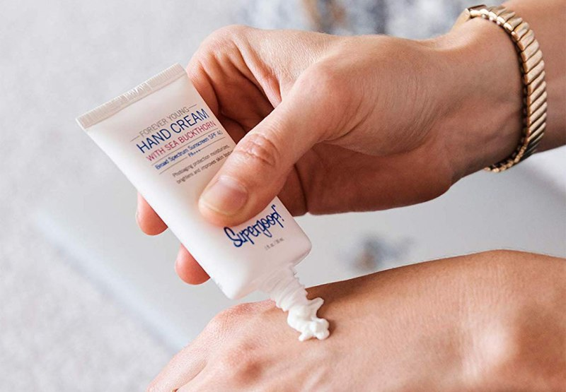 Supergoop! Forever Young Hand Cream 1