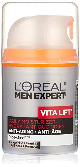 LOréal Paris Men Expert VitaLift Anti-Wrinkle & Firming Face Moisturizer 1