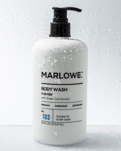 MARLOWE. No. 103 Men's Body Wash 1