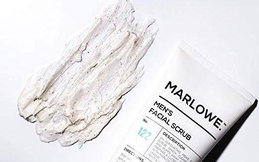 MARLOWE. No. 122 Men's Facial Scrub