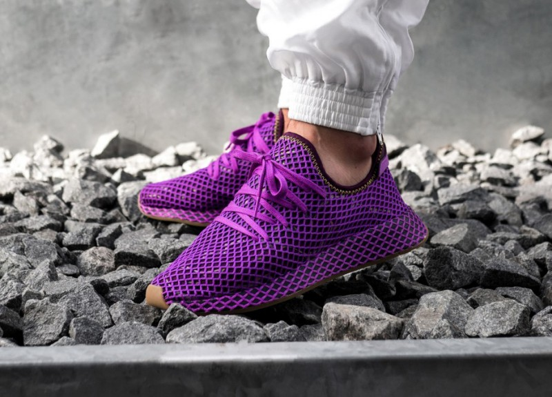 cdcf7a4723a5e Adidas Dragon Ball Z Deerupt Runner