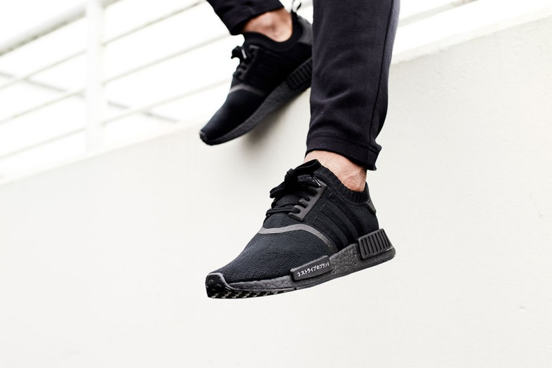 Adidas Nmd R1 2019 Japan Black Review