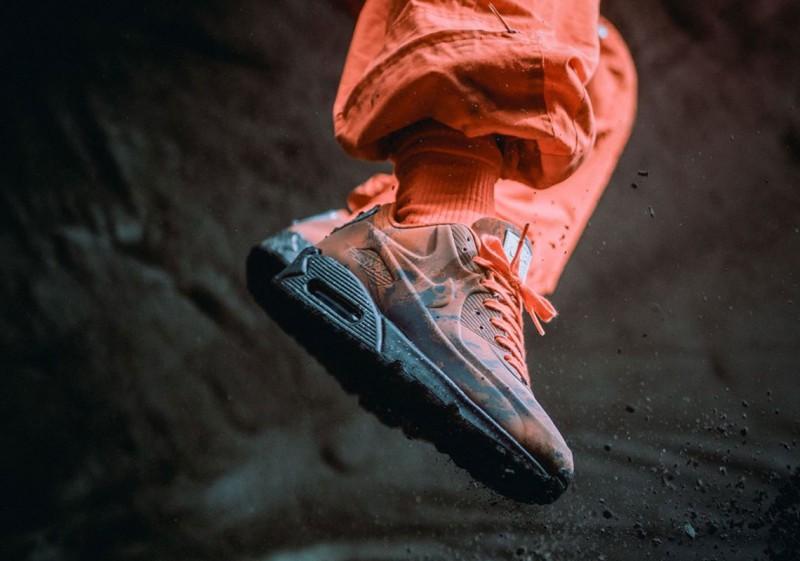 Nike Air Max 90 QS 'Mars Landing' Review