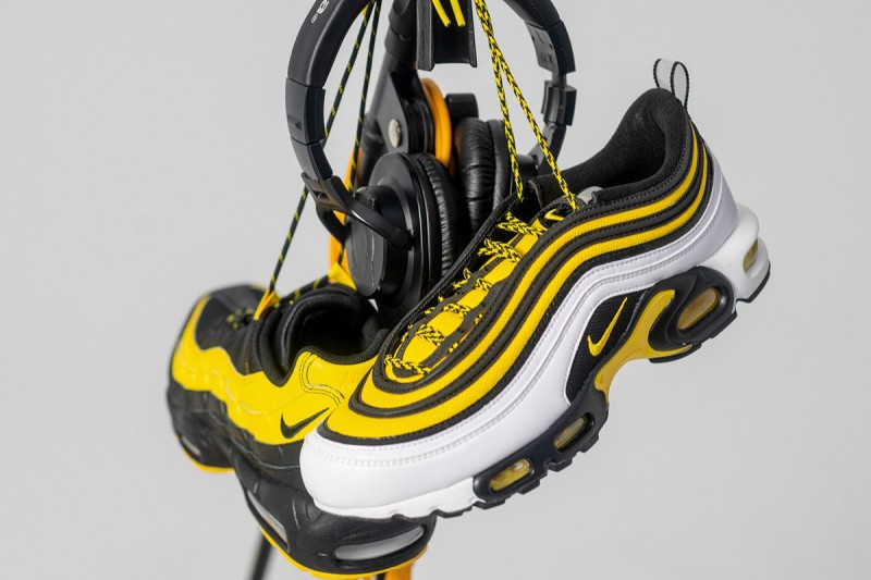 76009bf01b Nike Air Max Plus 97 'Frequency Pack' Review