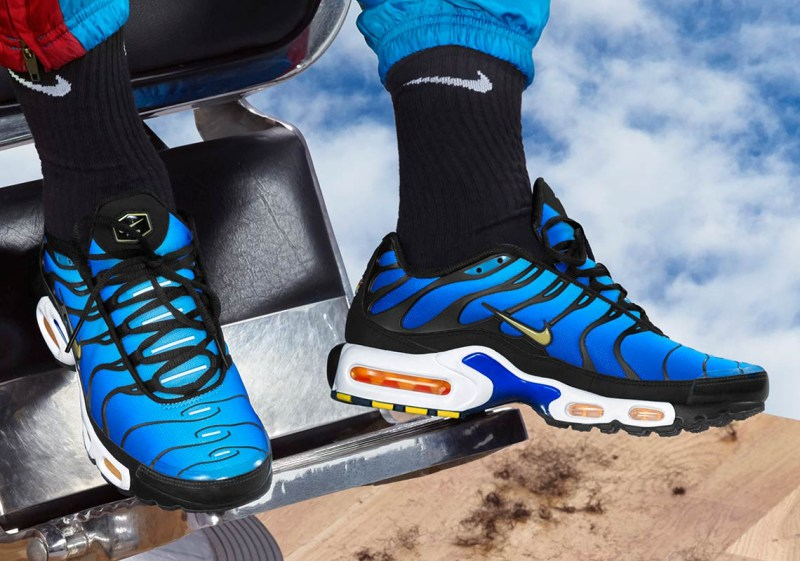 71aff11255c5 Nike Air Max Plus  Hyper Blue  2018 Review