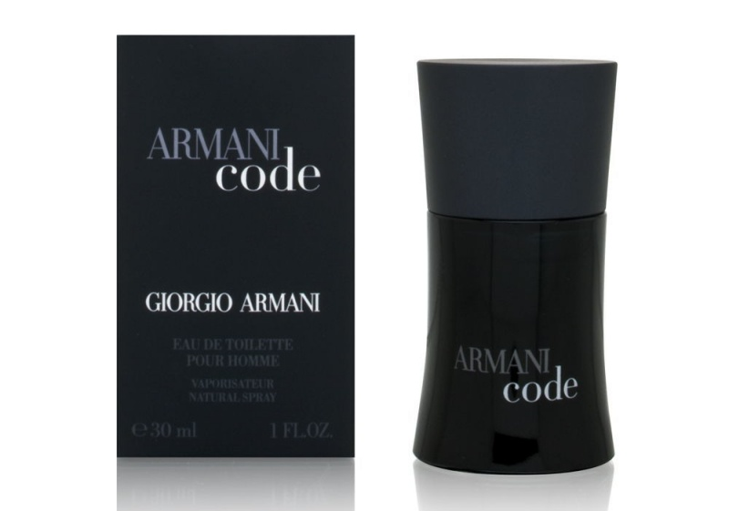 Armani Code by Armani Review 1