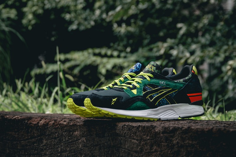 buy popular cf2fc 6b35e Asics x mita x Whiz Limited Gel-Lyte 5 'Recognize' Review