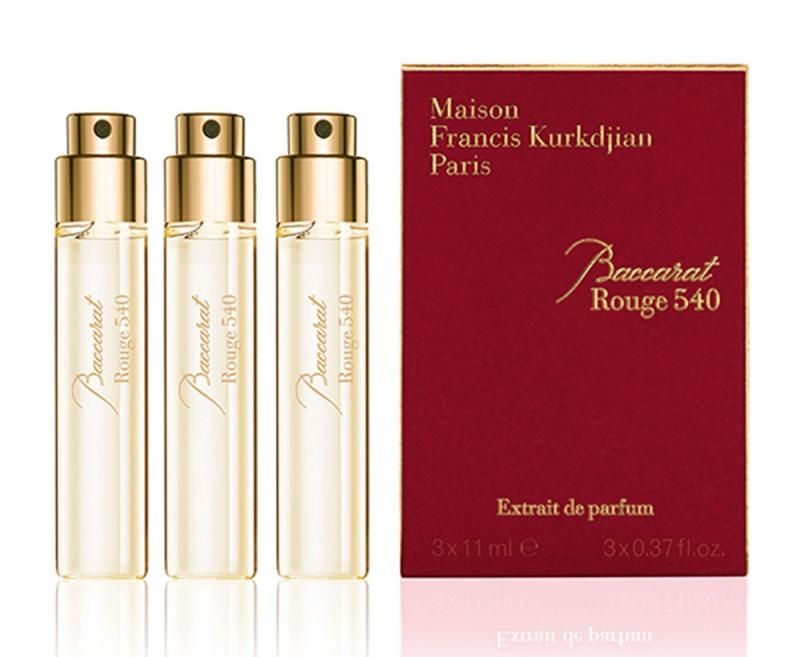 Baccarat Rouge 540 by Maison Francis Kurkdjian Review 2