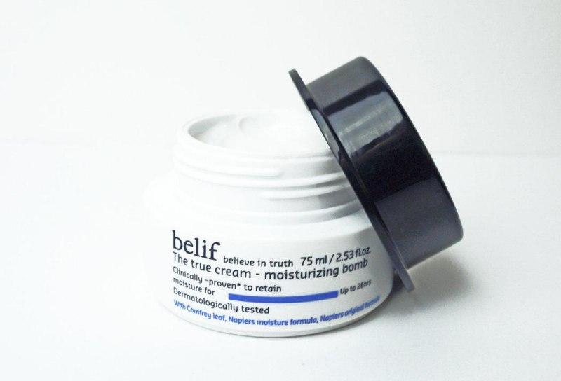 Belif The True Cream Moisturizing Bomb 1