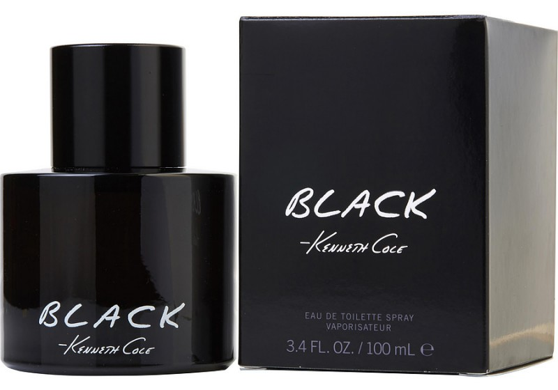 Black by Kenneth Cole Review 1