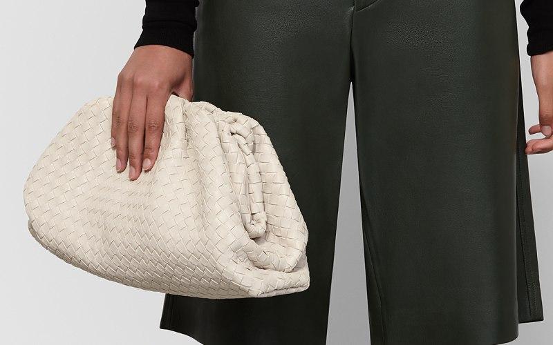 Bottega Venetta Pouch Bag