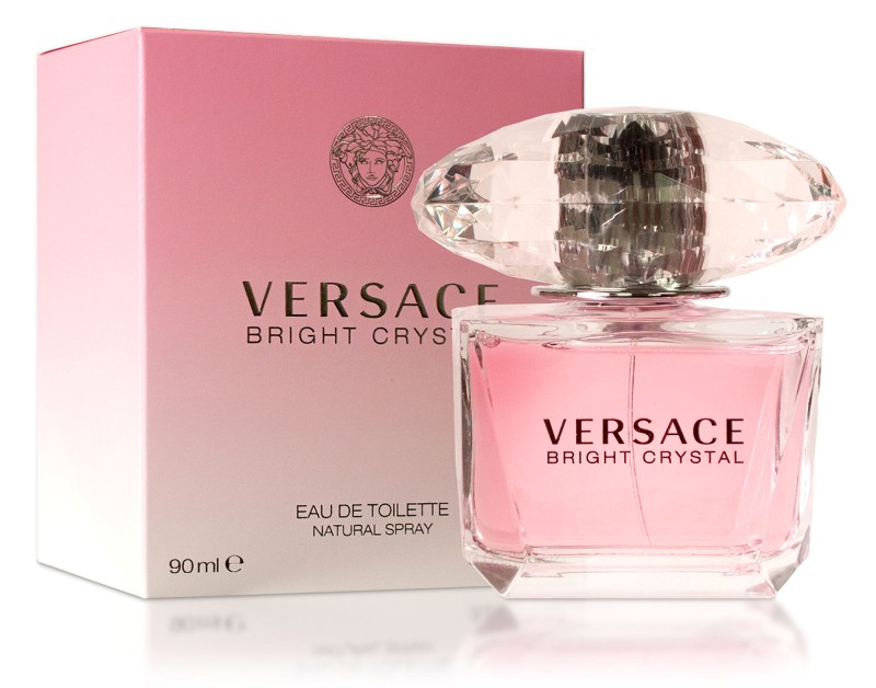 Bright Crystal by Versace Review 2