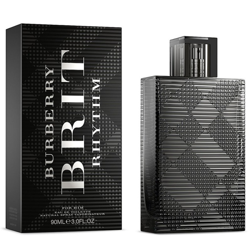 Brit Rhythm For Him by Burberry Review 2