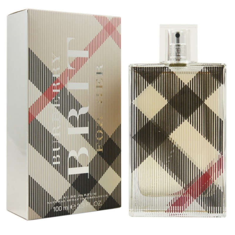 Burberry Brit for Her by Burberry Review 2