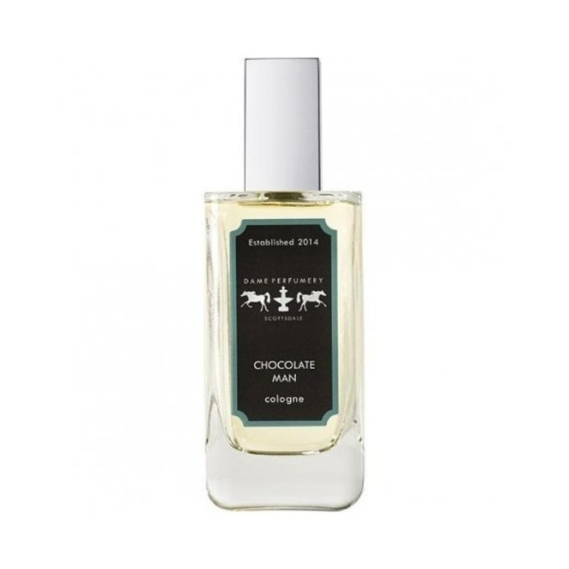 Chocolate Man by Dame Perfumery Review 2