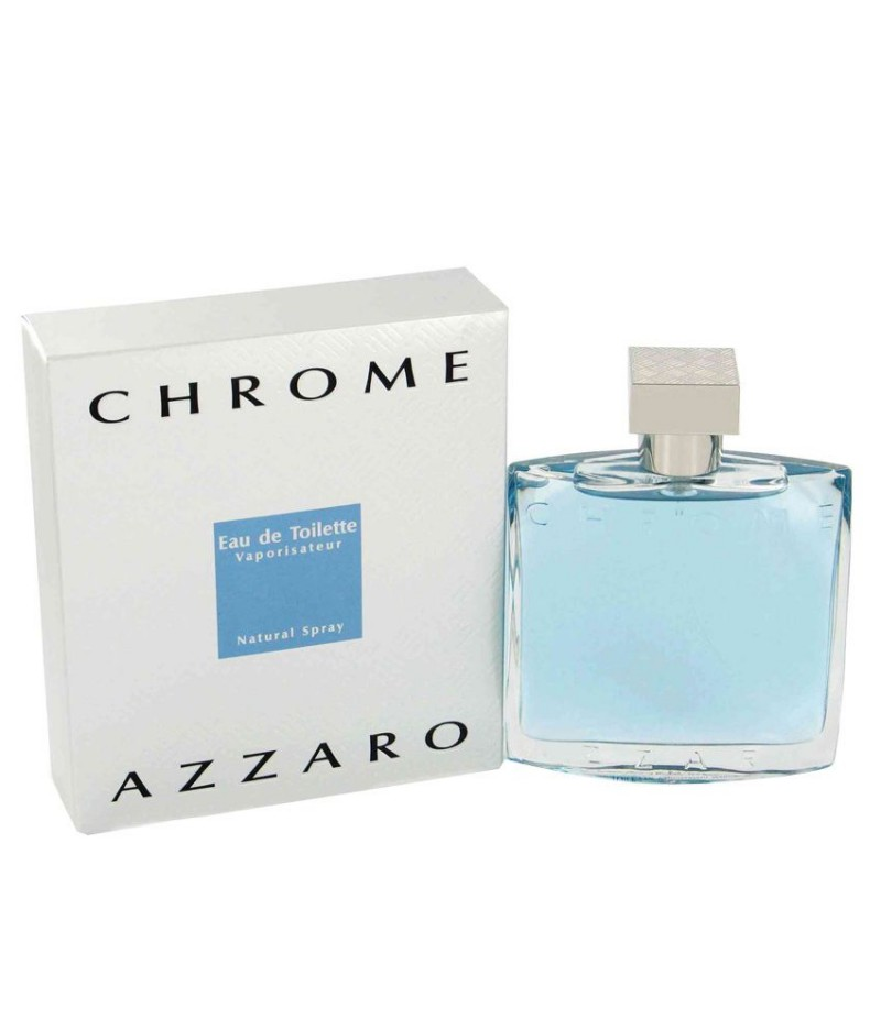 Chrome for Men by Azzaro Review 2