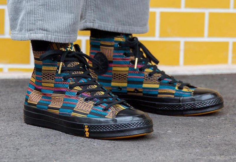 Chuck 70 Hi 'Black History Month 2019' 9