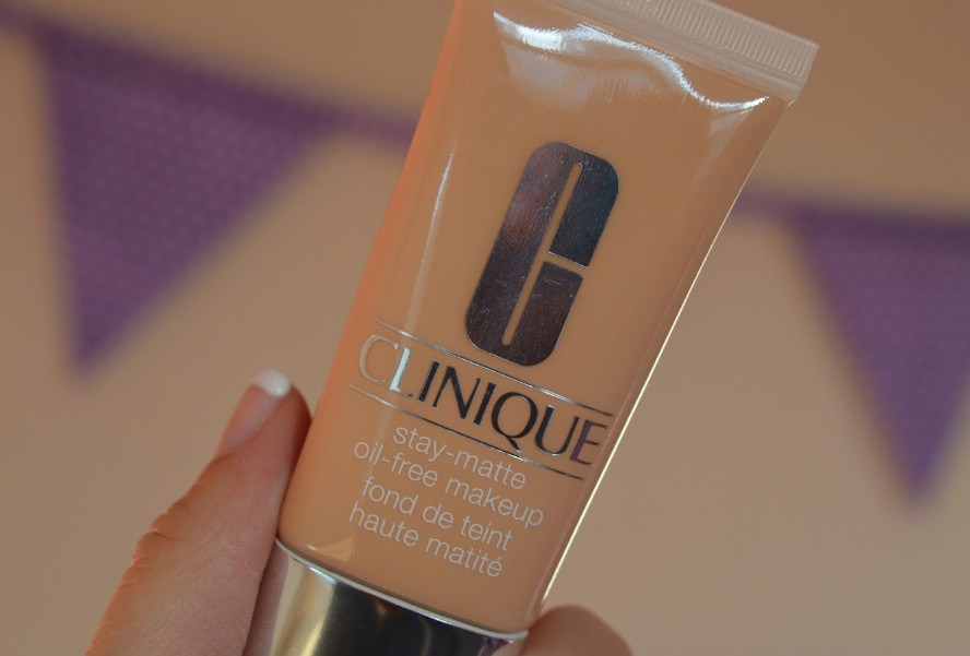 Clinique Stay Matte Oil Free Makeup Foundation Review