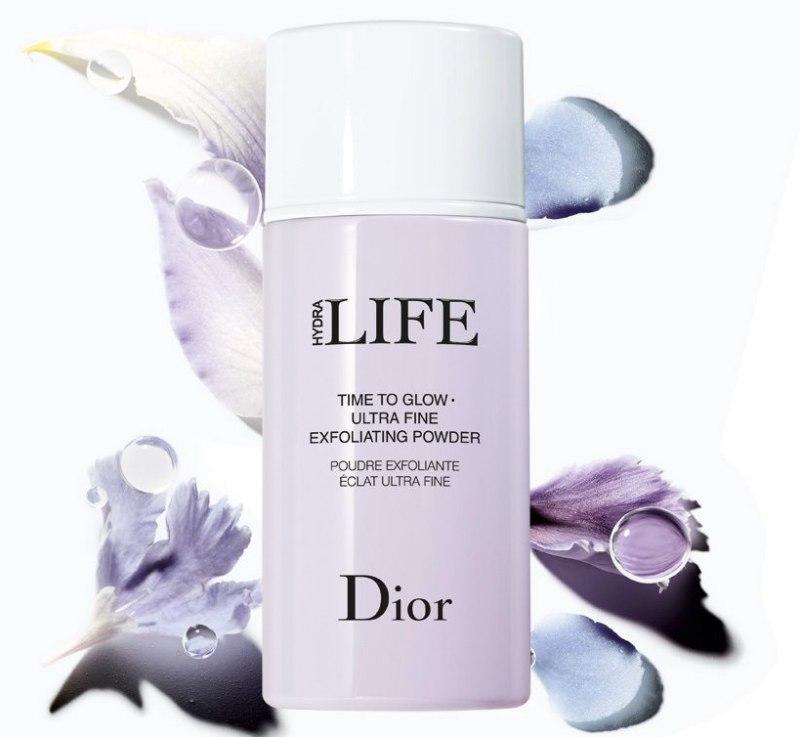 Dior Hydra Life Time To Glow Ultra Fine Exfoliating Powder 1