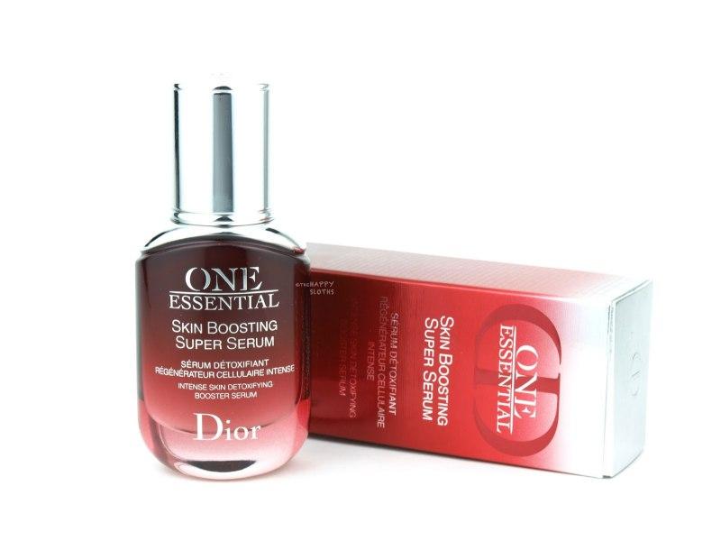 Dior One Essential Skin Boosting Super Serum 1