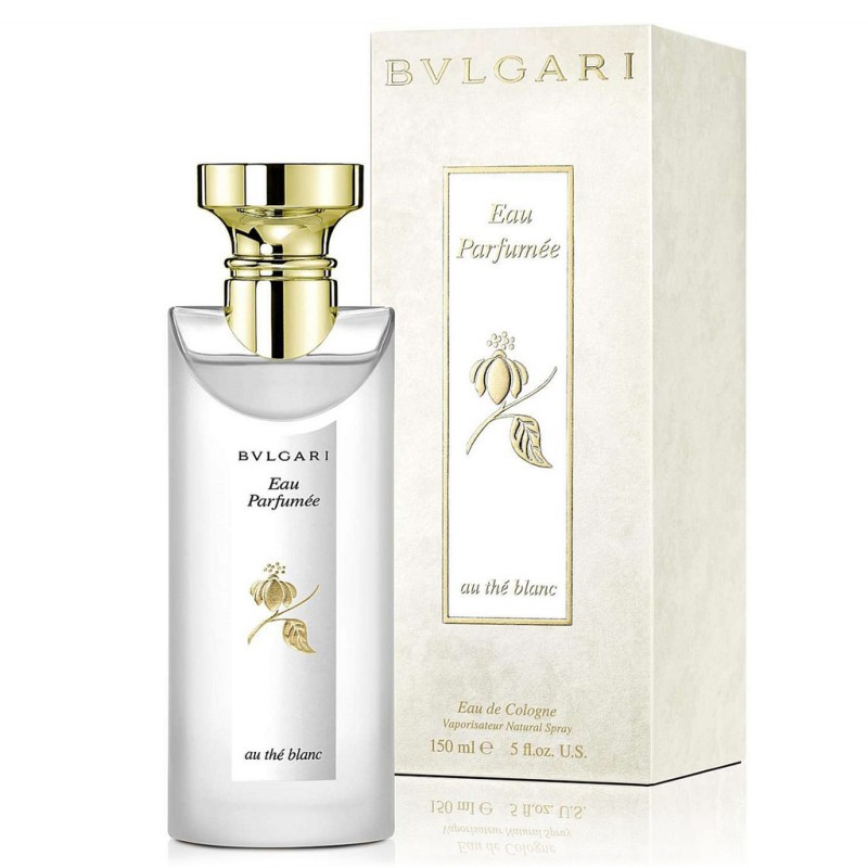 Eau Parfumee Au the Blanc by Bvlgari Review 2