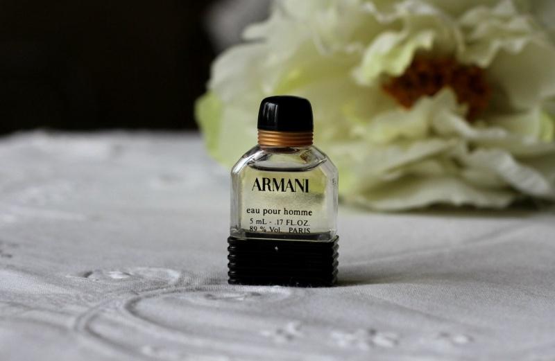 Eau Pour Homme by Armani Review 1