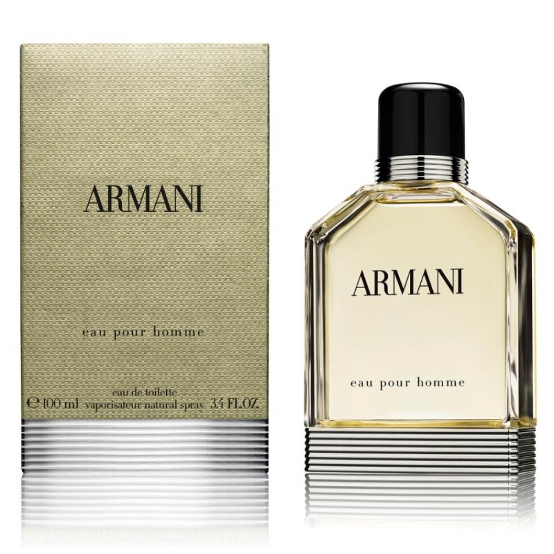 Eau Pour Homme by Armani Review 2