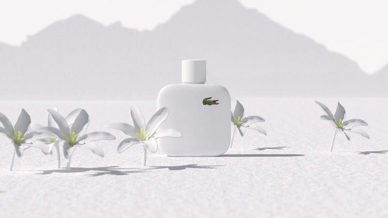 Eau de Lacoste Blanc by Lacoste Review 1