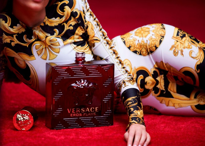 Eros Flame by Versace Review 1