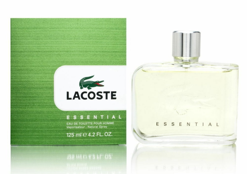 Essential by Lacoste Review 1