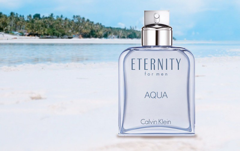 Eternity for Men Aqua by Calvin Klein Review 1