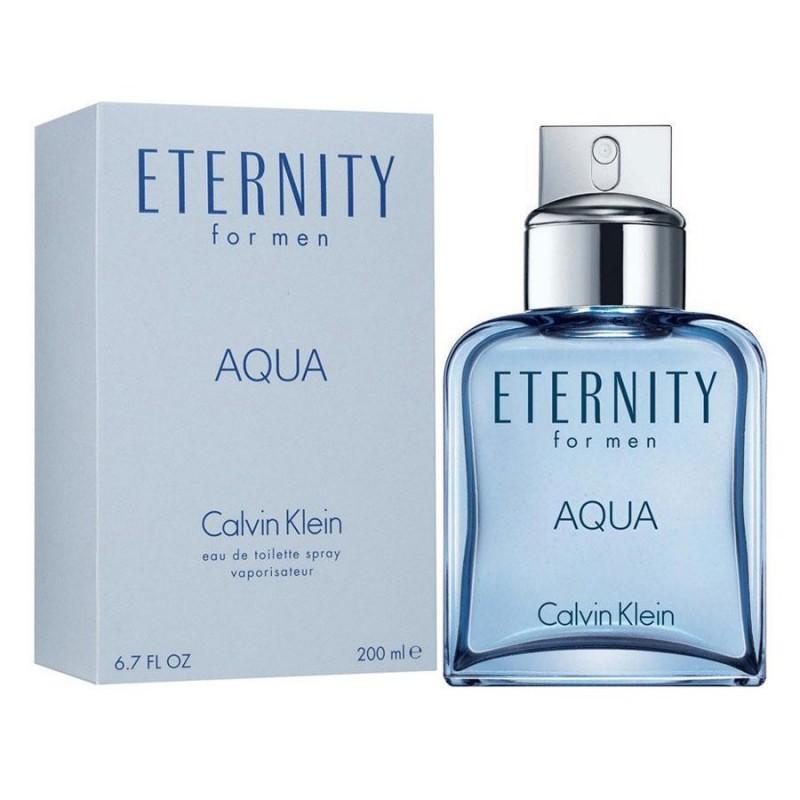 Eternity for Men Aqua by Calvin Klein Review 2