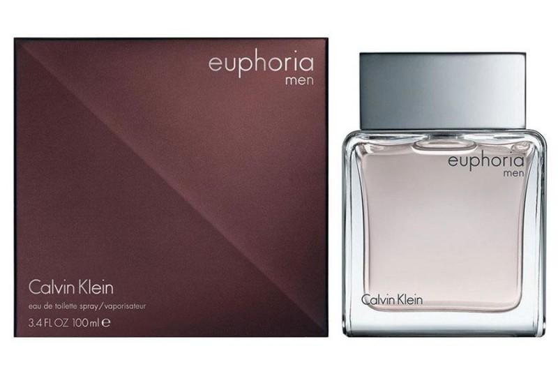 Euphoria for Men by Calvin Klein Review 1