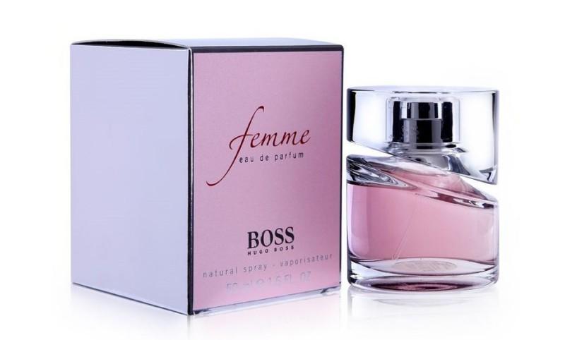 Femme Eau de Parfum Spray by Hugo Boss Review 1